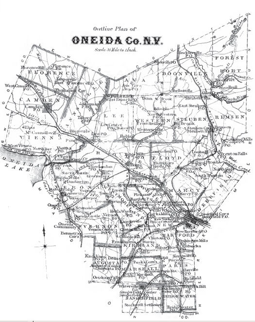 Oneida county ny new york history culture genealogy 16 for New york culture facts