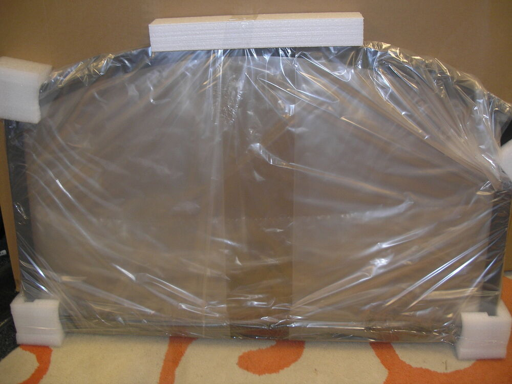 Heat N Glo Direct Vent Fireplace Arched Replacement Glass For Gem42b Gla Gem42b Ebay