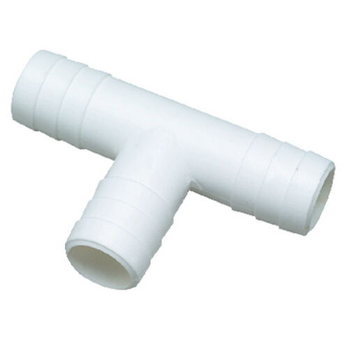 Inch plastic way tee hose fitting for boats ebay