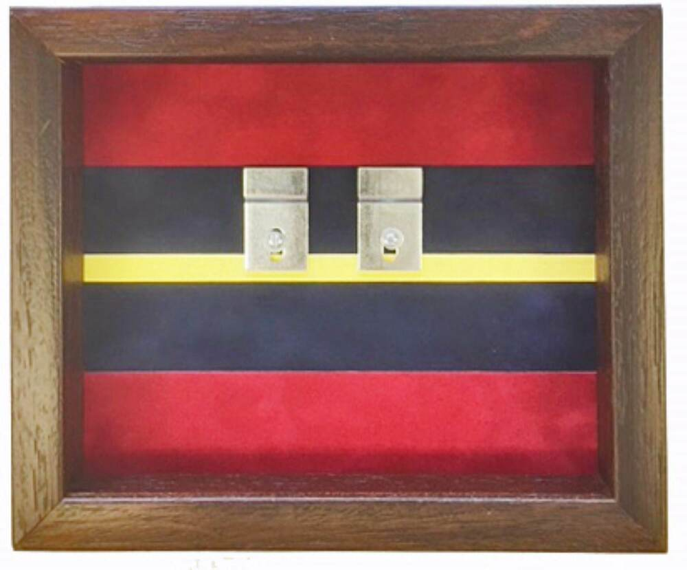 how to make a medal display case