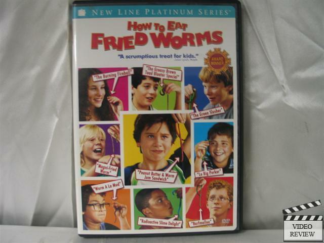 How to eat fried worms dvd 2006 794043105531 ebay ccuart Choice Image