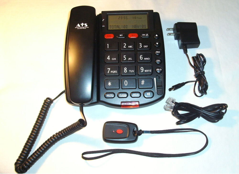 emergency guardian alert phone system with