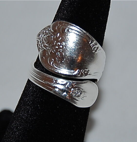 Oneida Sterling Silver Spoon Ring