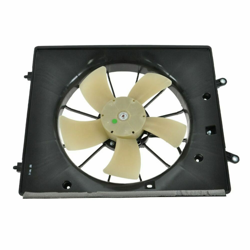 Radiator Cooling Fan Assembly Driver Side Left LH For