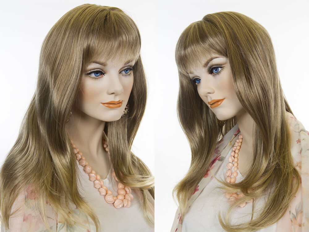 Long, Wavy, Softly Layered Style Blonde Brunette Red