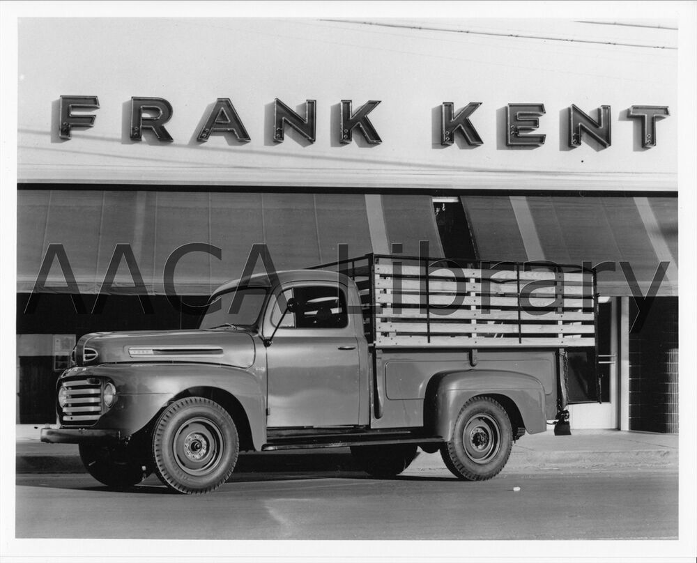1949 ford 3 4 ton pickup truck factory photo ref. Black Bedroom Furniture Sets. Home Design Ideas
