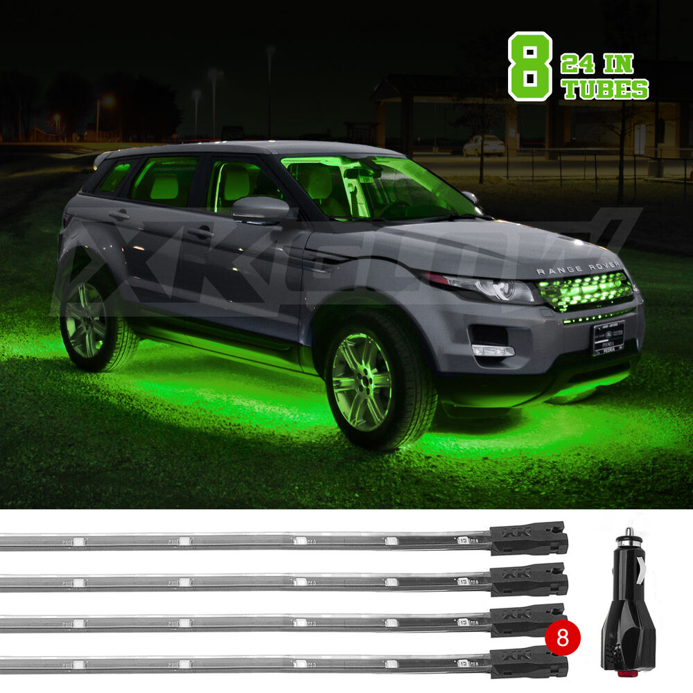 New Gen Under Car Truck SUV Boat Underglow Tube Lights ...