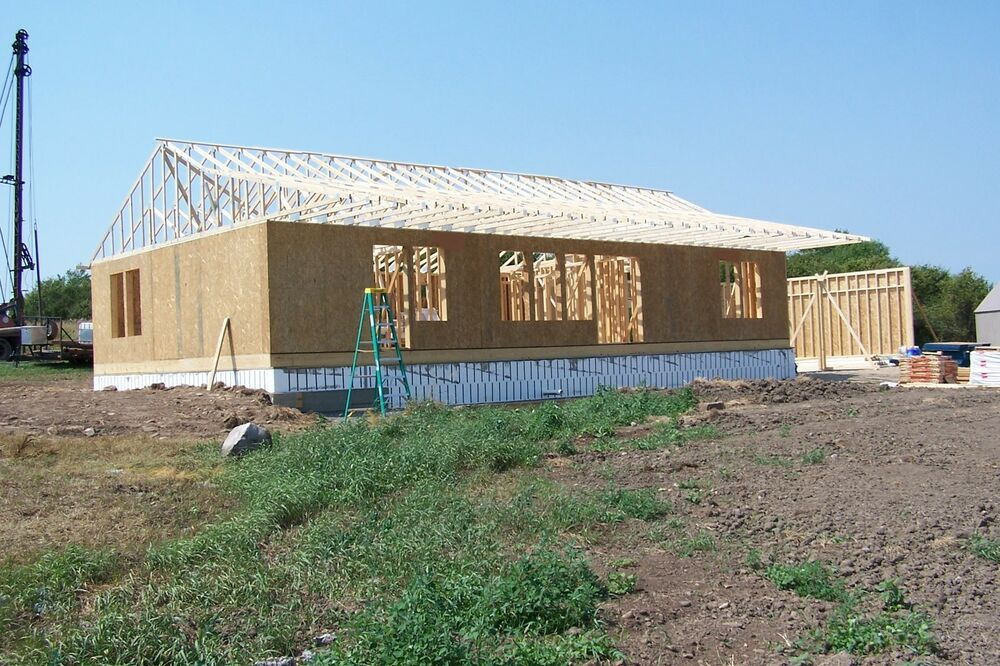 Panelized kit home house prefab home house lumber home for Panelized kit homes