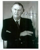 SIR  EDMUND HILLARY personally signed 10x8 MOUNT EVEREST climber
