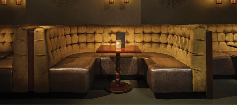 Bench Booth Fixed Seating For Restaurants Hotels Bars