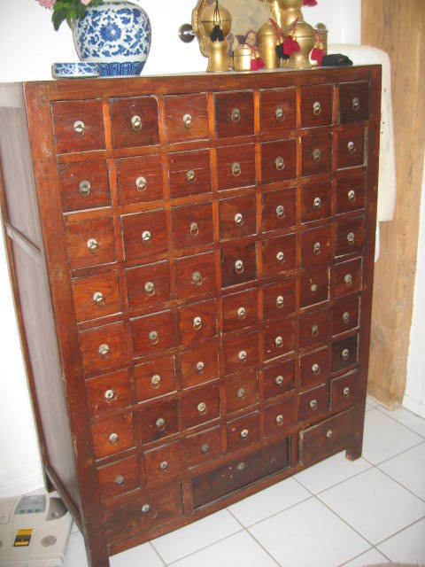 antique apothecary chest of drawers ebay 87908