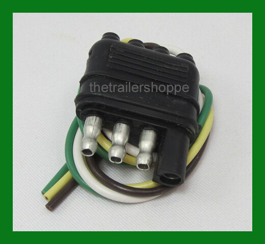 Trailer Wiring Harness 5 Wire To 4