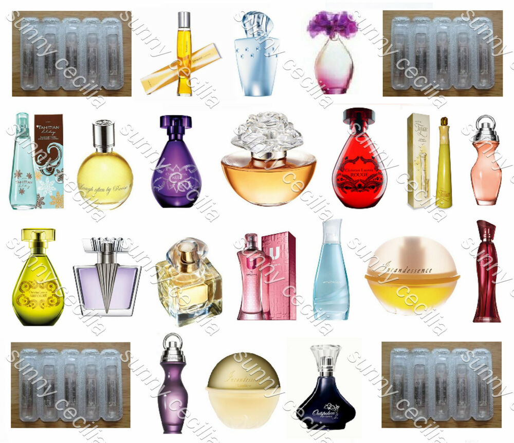 how to get avon perfume samples
