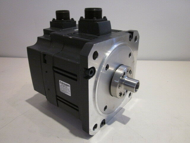 Mitsubishi Hc Uws72 S4 Ac Servo Motor With 30 Day Warranty