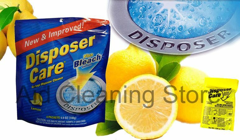Disposer Care Kitchen Waste Disposal Unit Cleaner