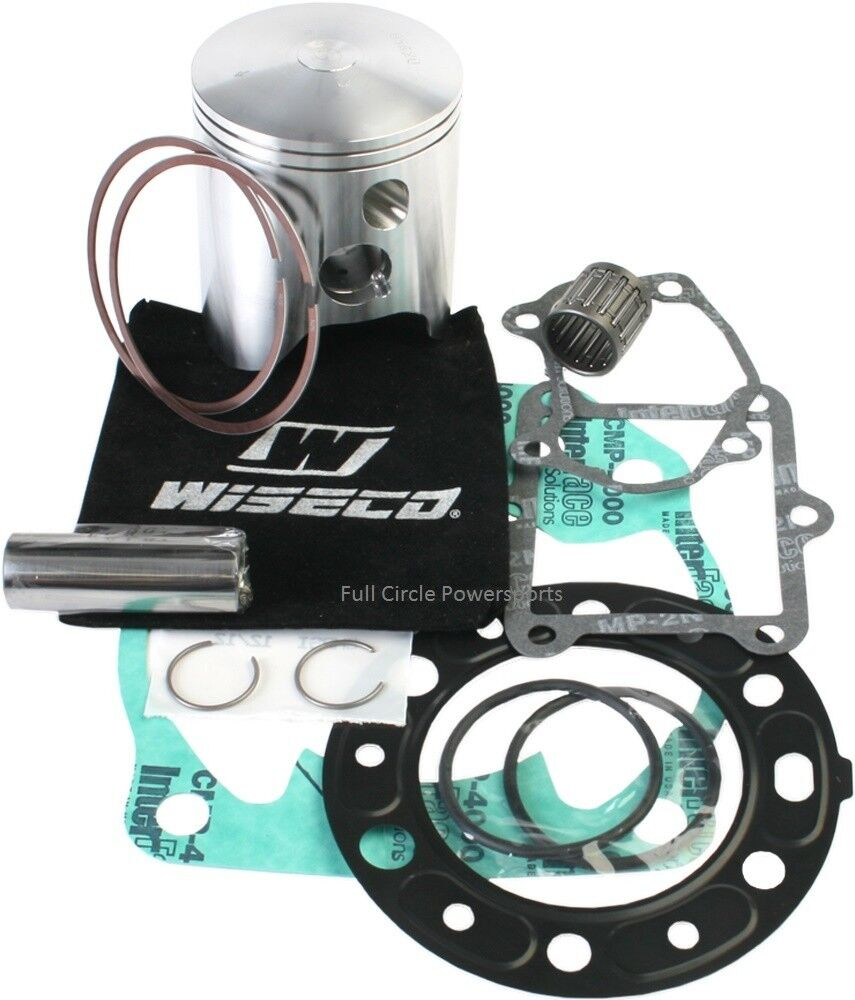 Motorcycle Engine Parts Std Cylinder Bore Size 66 4mm: Wiseco Top End Rebuild Kit 92-96 Honda CR250 Piston Rings