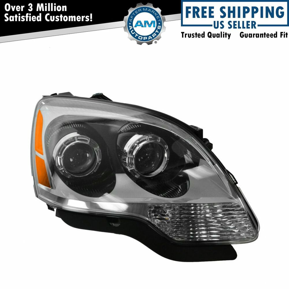 Halogen Headlight Headlamp Passenger Side Right RH NEW For