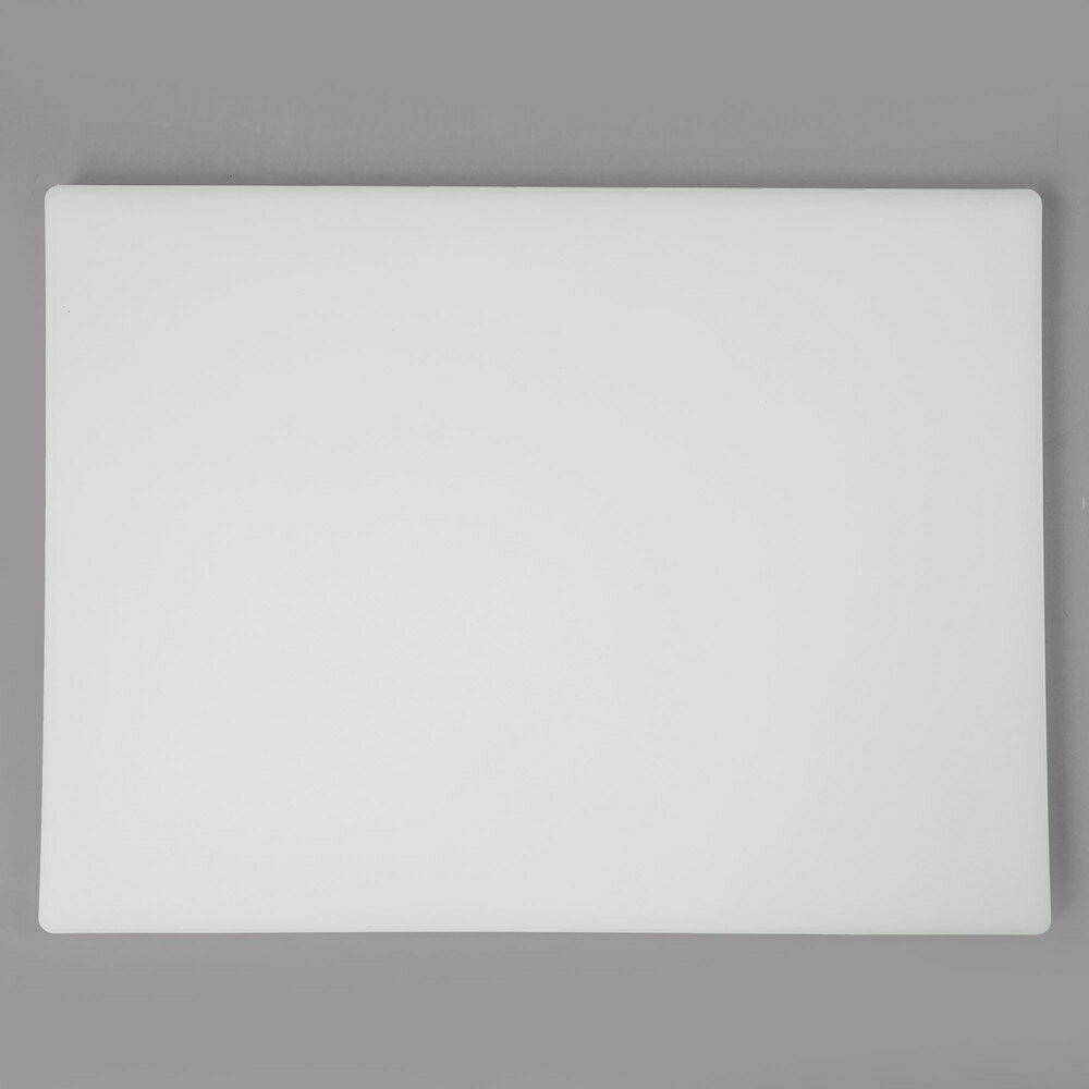18 x 24 x 3 4 poly white cutting board fast shipping for White cutting board used for