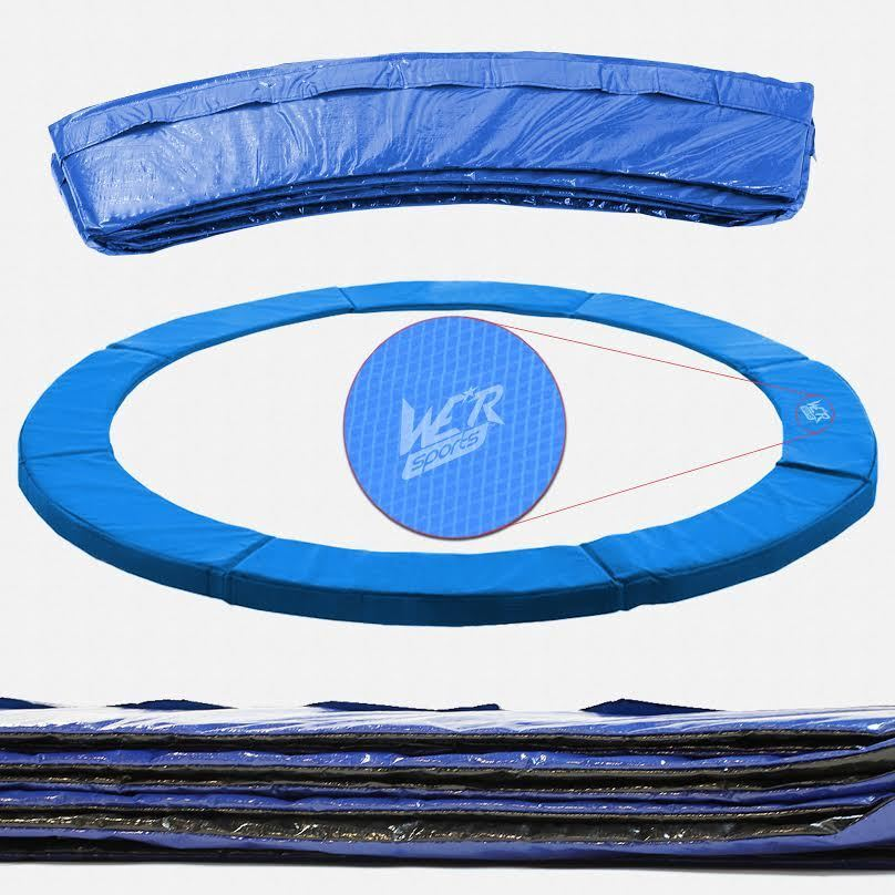 6ft Trampoline Safety Spring Cover Padding Pads Pvc Mat