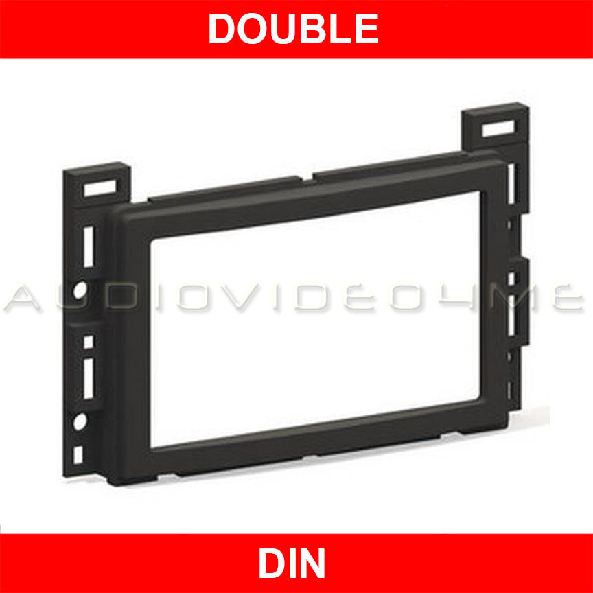 GM Chevy Double Din Car Radio Stereo Install Dash Mount CD