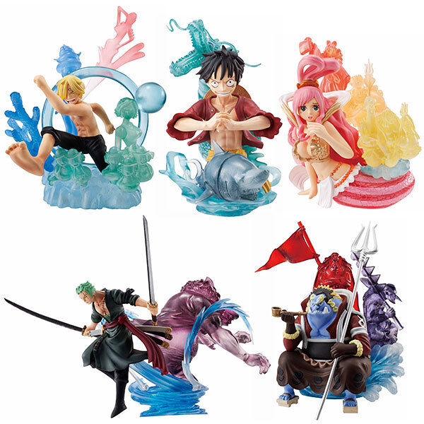 Bandai Stacking Vignette ONE PIECE Episode Of Fishman