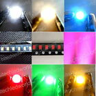1206 SMD SMT LED Lights Lamp White,Warm White,Red,Blue,Green,Amber,Pink Kits Car