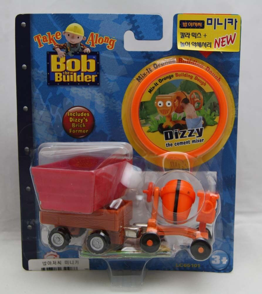 Bob The Builder Take Along Toys 110