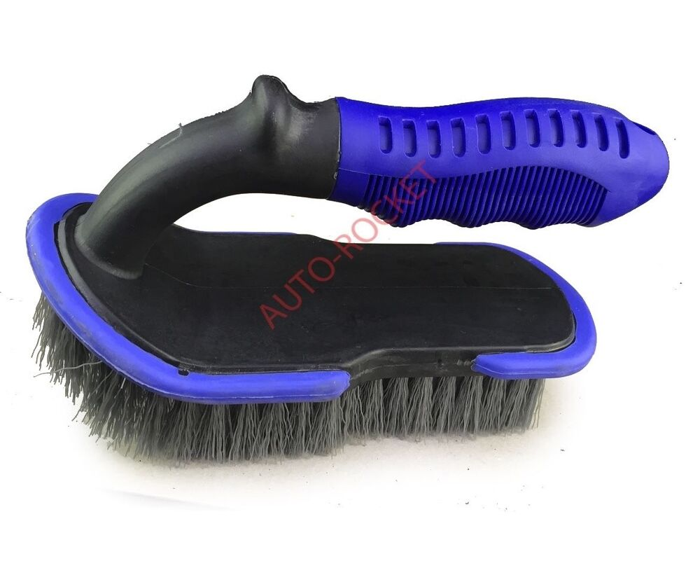 car upholstery interior cleaning bristle brush ebay. Black Bedroom Furniture Sets. Home Design Ideas