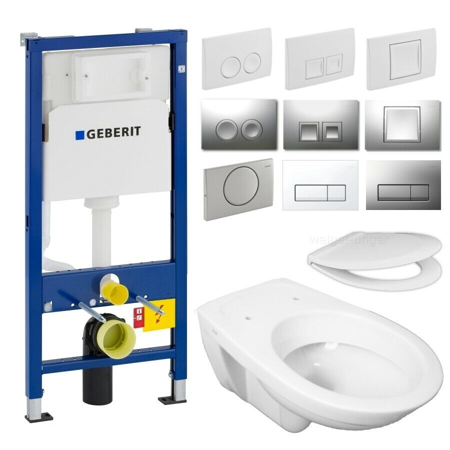 geberit duofix sp lkasten delta up100 f r wand wc mit. Black Bedroom Furniture Sets. Home Design Ideas