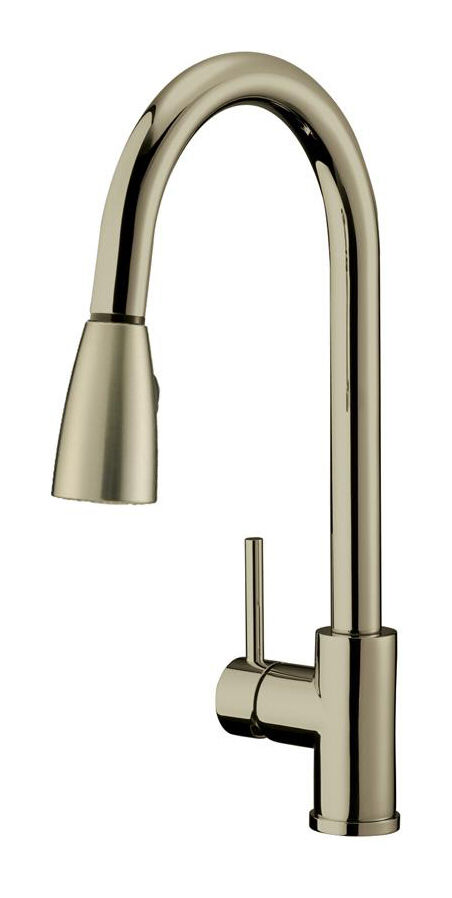Kitchen Faucets 8 Inches Spread Or Single Hole Installation Lesscare Lk4b Ebay