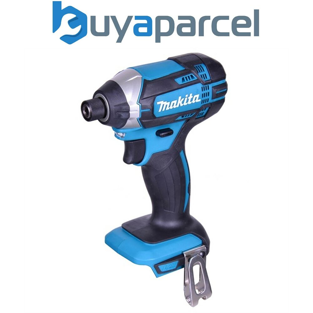 makita dtd152z 18v lithium ion lxt impact driver replaces dtd146 btd146 btd140 ebay. Black Bedroom Furniture Sets. Home Design Ideas
