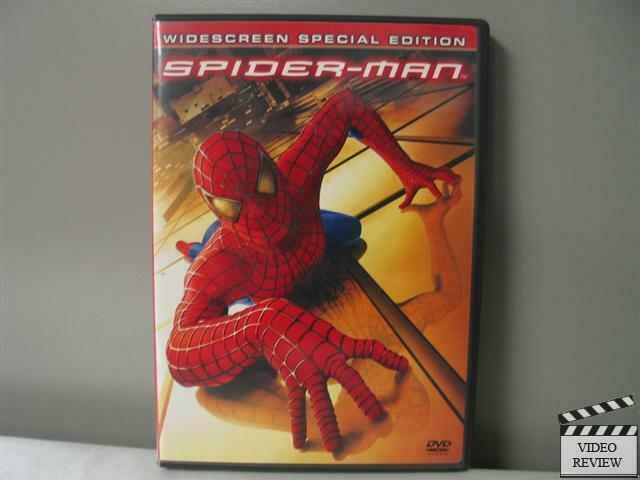 Spider Man Dvd 2002 | www.imgkid.com - The Image Kid Has It!