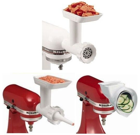 kitchenaid meat grinder kitchenaid kgssa fga rvsa ssa grinder slicer shredder 28637