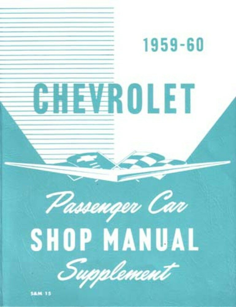 chevrolet impala repair manual ebay