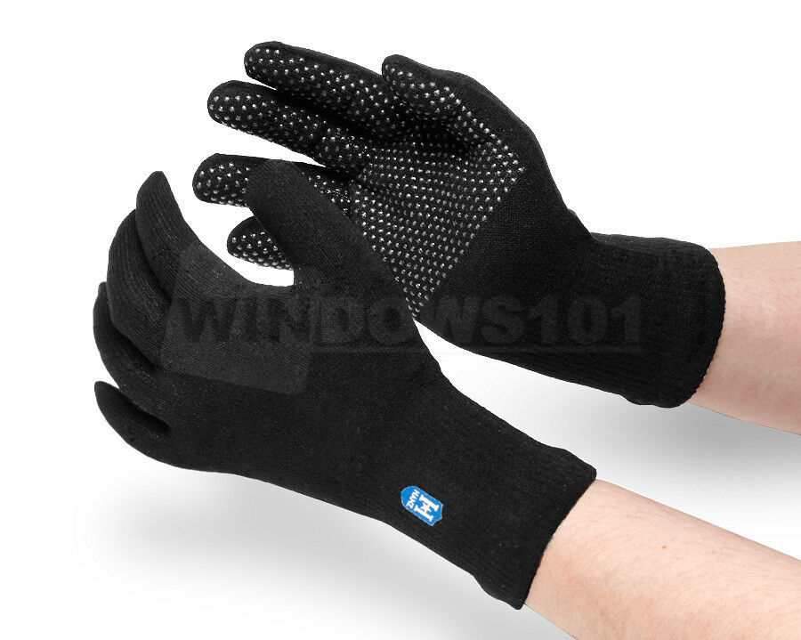 hanz waterproof gloves any size fishing camping outdoors