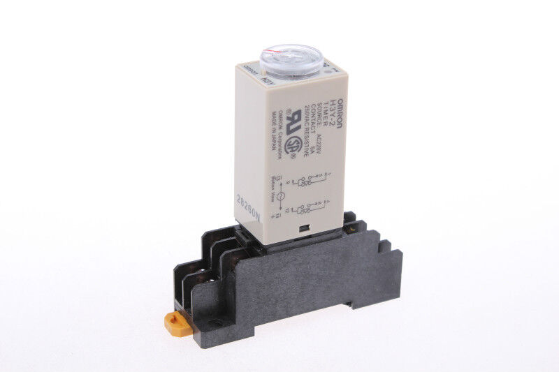 Dc 12v H3y 2 Delay Timer Time Relay 0 60 Second 12vdc