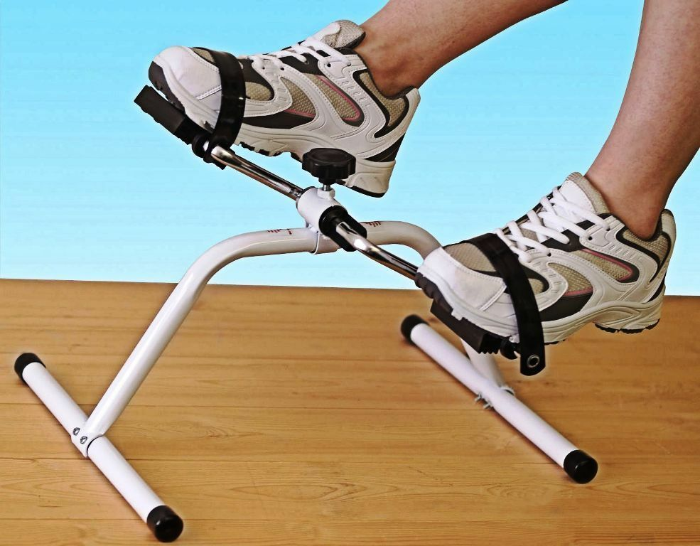 Armchair Pedal Exercise Exerciser Arms Or Leg NEW ...
