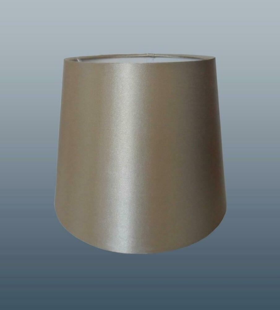 Ceiling Lamp Shade Materials: 8 10 Or 12in Empire Silk Fabric Lampshade Table Lamp