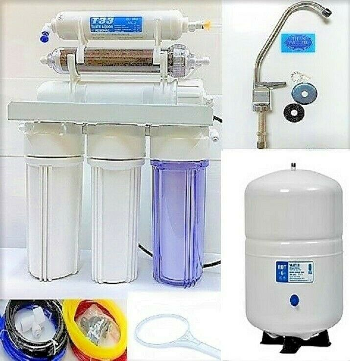 Dual Use Reverse Osmosis Water Filter Systems Di Ro 150