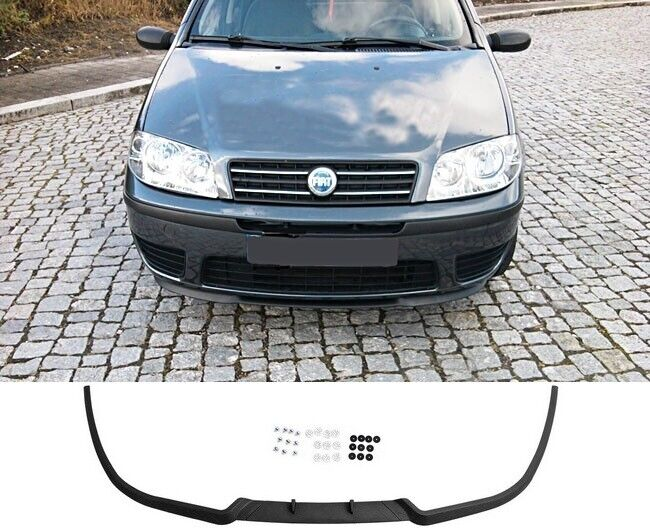 f r fiat punto 188 front spoiler lippe frontsch rze. Black Bedroom Furniture Sets. Home Design Ideas