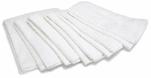 48 pc NEW TERRY RESTAURANT BAR MOPS KITCHEN TOWELS 30oz | eBay