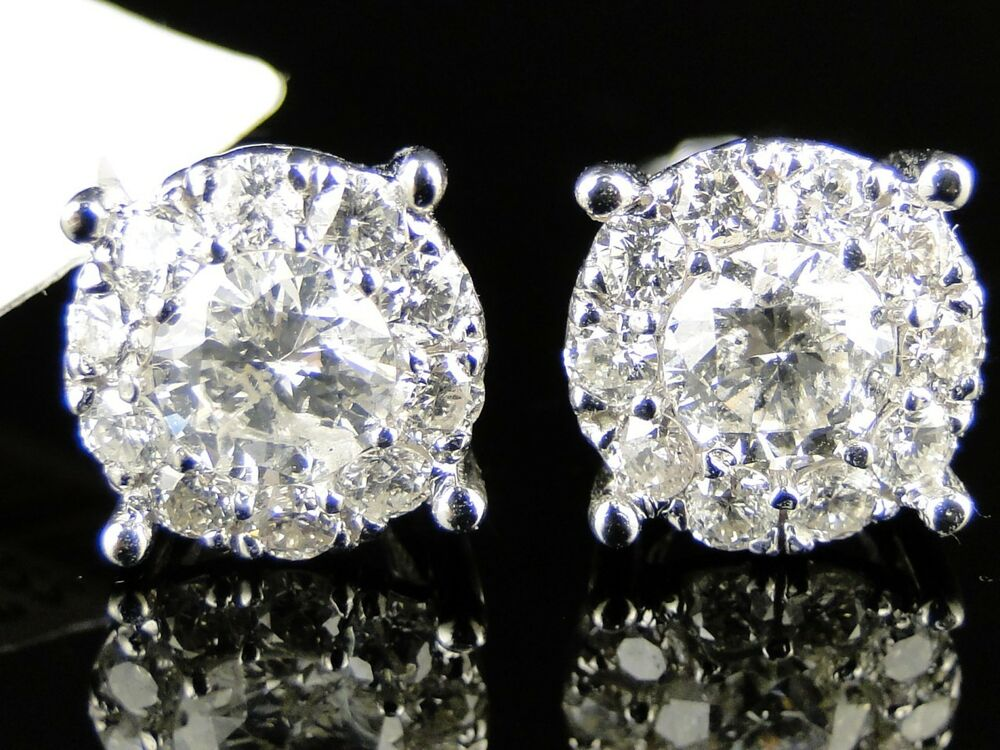 Earring Diamond studs for fresher daily look recommend to wear for winter in 2019