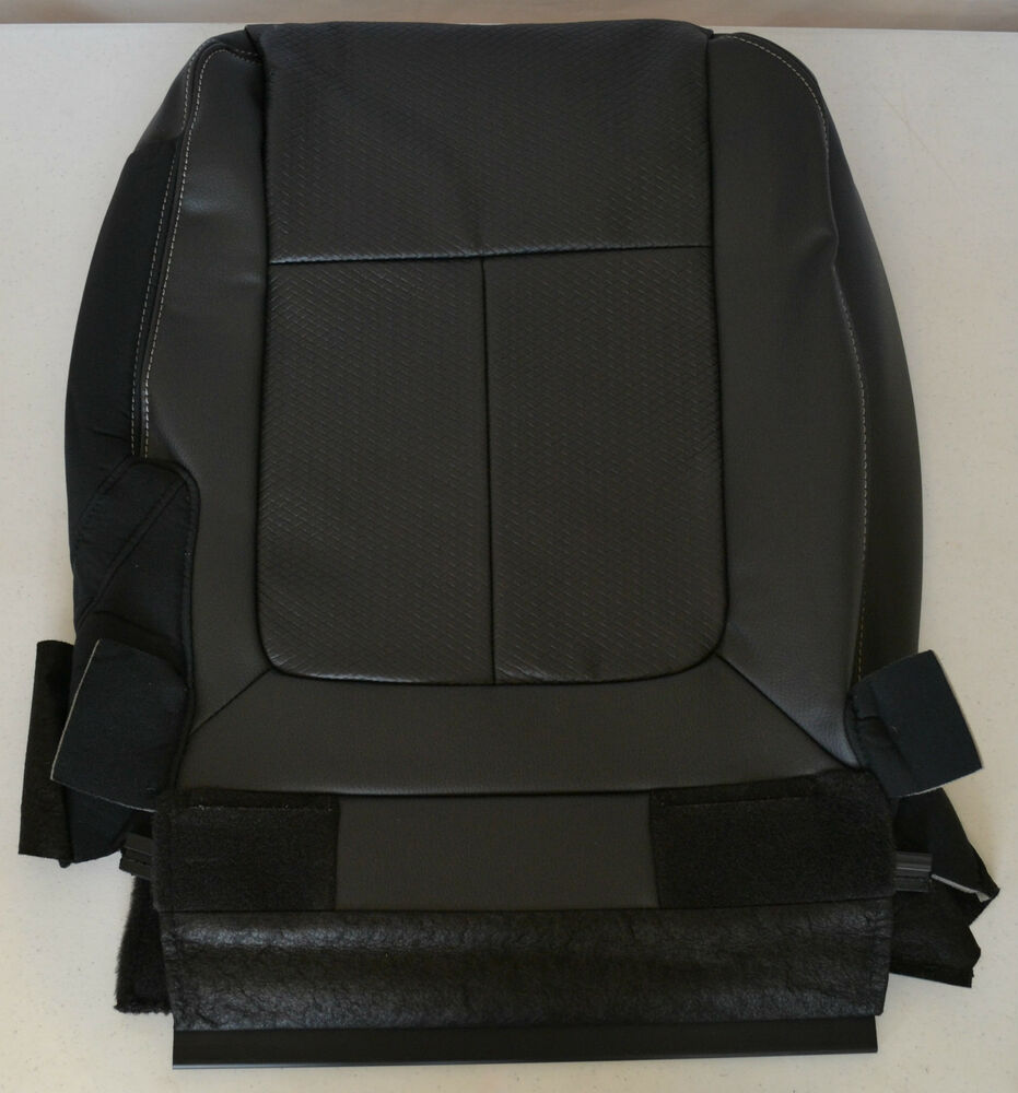 2010 Ford F150 Leather Seat Covers