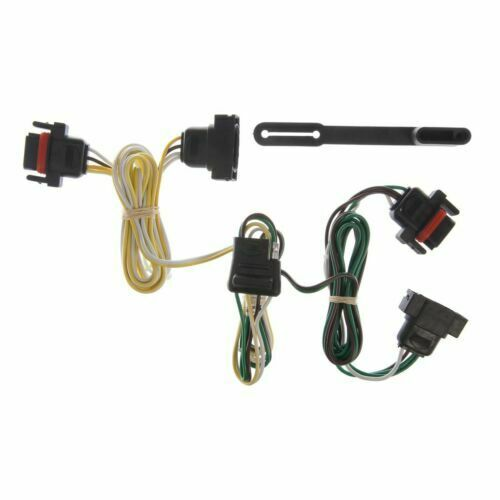Trailer Plug Wiring On Trailer Wiring Basics For Towing