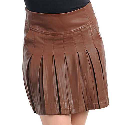 S13 Xl Xxl Xxxl Pvc Faux Stretchy Leather Pleated Sexy