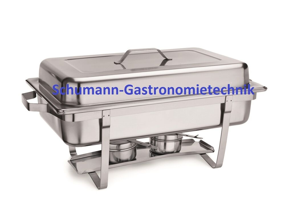 chafing dish inkl gn beh lter 1 1 65 cm tief einseitige. Black Bedroom Furniture Sets. Home Design Ideas