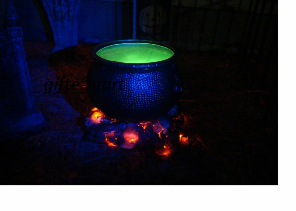 Water Fog Maker Spooky Color Changing Smoke Halloween