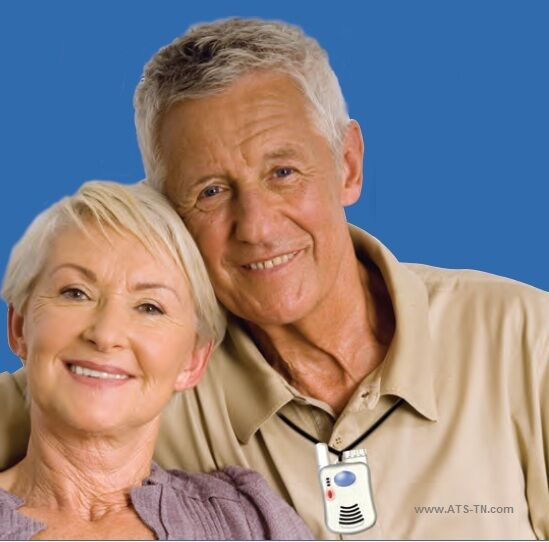 Senior Elderly Emergency Call Button Pendant Without A