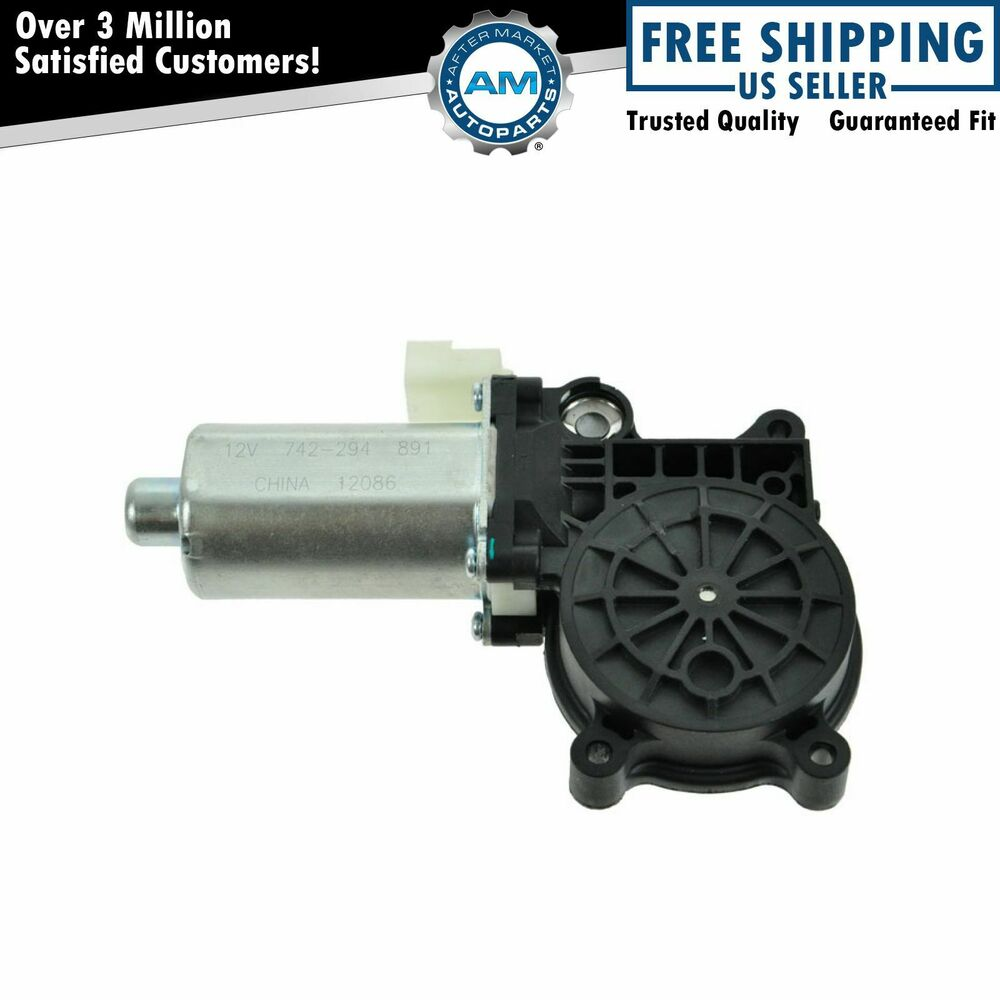 Window Motor Or Regulator Gm Window Motor Regulator