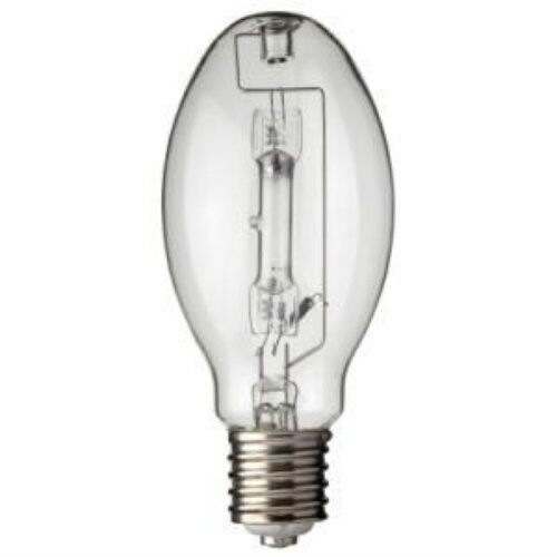 (10) 100 WATT METAL HALIDE LAMP BULBS MEDIUM E26 BASE Ed17